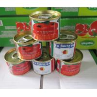Cheap 2015 Hot sale!!70g Canned tomato paste Tomato ketchup/Tomato sauce from xinjiang factory for sale