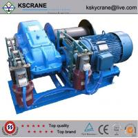 Cheap Material Handling Electric Capstan Winches for sale