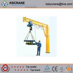 Cheap Column Slewing Jib Crane for sale