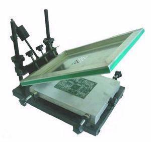 Manual Stencil Printer