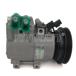 Buy cheap 2008 1AG HYUNDAI COUNTY 24V Aircon Compressor 751191 SP-21 24V 140MM from wholesalers