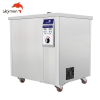 Buy cheap Skymen JP-300ST 28KHz SUS Ultrasonic Cleaning Equipment EMF For Auto Parts from wholesalers