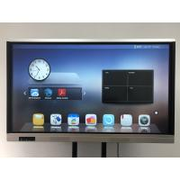 Cheap Educational Interactive Touch Screen Monitor , Smart Interactive Flat Panel for sale