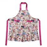 Cheap Fenglin Home Women Bib Kitchen Apron with Pockets , Cotton Canvas , Machine Washable for sale