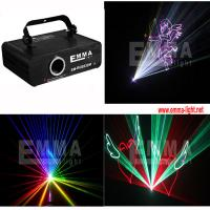 Cheap 1W RGB Laser Light ILDA DMX DJ DISCO STAGE LASER for sale
