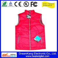 Cheap New style of Heated vest  can be use in Indoor Or Outdoor for sale