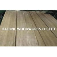 Buy cheap Hotel Furniture Natural Wood Walnut Veneer Plywood Quarter Cut Grain AAA Grade from wholesalers