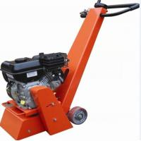 China 13HP Asphalt Scarifying Machine 6 Blades With Honda Gasoline Engine on sale
