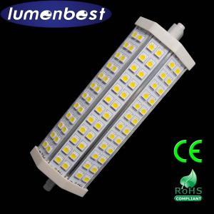 Cheap R7S LED R7S BULB 72SMD(5050)Aluminum+Plastic 15W 189mm(189mm*54mm) for sale