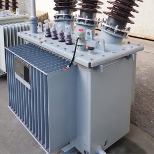 Cheap 35kV Oil Type Power Transformer , Oil Filled Multiple Winding Transformer for sale