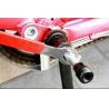 Buy cheap MTB Bicycle Crankset Removal Tool Bike Crank Puller Remove Handle Bike from wholesalers