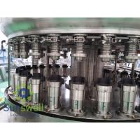 Cheap Beverage Juice / Beer Soda Aluminum Can Filling Machine for sale