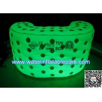 Colordul Promotional Inflatable Lighting Tent Mini Bar for Selling