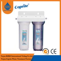 China Durable 2 Stage Under Sink Water Filter Reverse Osmosis Home Water System on sale