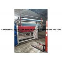 Cheap High Performance Textile Inspection Machine , Fabric Rolling Machine 3.5KW for sale
