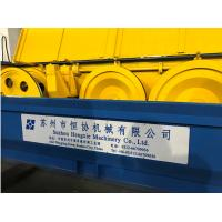 High Durability 13DLA Rod Breakdown Machine Welded Frame DC Two Section Annealing