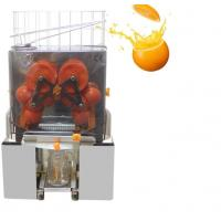 Cheap Electric Orange Juicer Machine / Fruit  Extractor Machines Table Top for sale