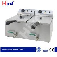 Cheap CE Electric fryer ACE Counter top deep fryer Industrial fryer machine Professional cooking equipment from china WF-132SV for sale