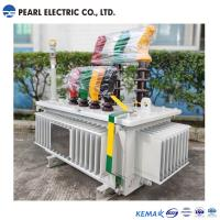 Cheap Low Loss Amorphous Alloy Transformer In Oil Immersed Type Explosion Proof for sale