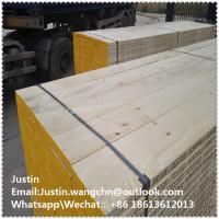 Cheap osha wooden laminated  scaffolding planks\boards for sale