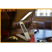 Cheap Aluminum Alloy USB LED Desk Lamp With LCD Calendar / LED Reading Light Bed for sale