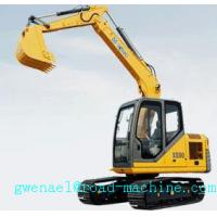 Cheap Diesel 0.34m³ Hydraulic Crawler Excavator XCMG XE80 for Construction for sale