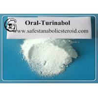 Cheap Oral Turinabol Most Powerful Anabolic Steroid Hormones CAS 2446-23-3 For Bodybuilding for sale