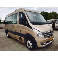 Cheap Used Mini Bus Yutong Brand CL6  14 Seats Euro VI Low Kilometer Passenger Bus for sale