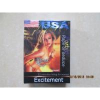 Cheap USA Excitement 15 Minutes for Women 6g*10packs/box for sale