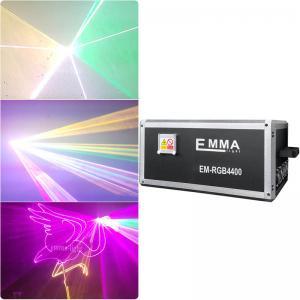 Cheap 40W RGB laser stage light DMX ILDA sound control 40000mW for disco party DJ lighting effect, professional laser show for sale