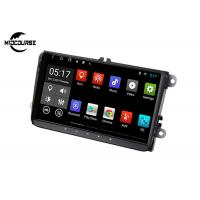Cheap GOLF Volkswagen Android Car Stereo Radio Player Multi Touch Screen Head Unit for sale