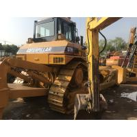 New paint Used CAT D7H Bulldozer for sale 3 shanks ripper CAT 3306T