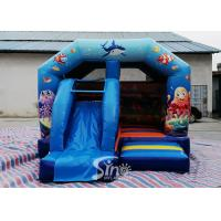 Cheap Commercial outdoor ocean park kids combos with slide for amusement park from Sino factory for sale