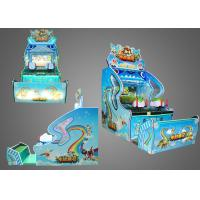 Cheap Visual 3D Screen Water Shooting Arcade Video Game Machines For English Version / Edition for sale