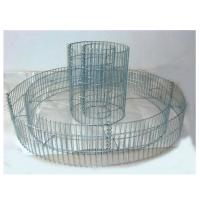 Buy cheap Welded Gabion Raised Garden Beds in Double Ring, Stone Cages, Gabion Baskets from wholesalers