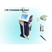 Cheap Medical Fractional Laser Beauty Machine System Control 10600nm Wavelength fractional co2 laser for sale