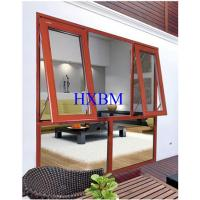 China Luxury Villas Solid Wood Windows And Doors with insulated glass Natural Laminated Conifer Lumbers on sale