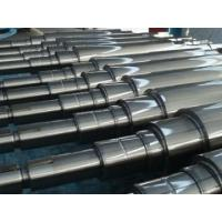 Cheap Cold rolling mill Good Quality Big Gear Shaft for Heavy Duty Machines for sale