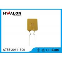 Cheap 40 -  100 A Resettable Thermal Fuse Electronic Components Max voltage 72 V for sale