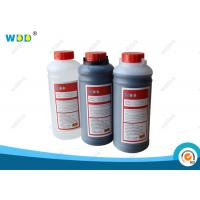 Cheap Continuous Inkjet Water Based Dye Ink 1000ml Small Character Date Printing for sale
