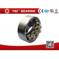 Buy cheap Double Row Bearings 22218 Spherical Roller Bearing Chrome Steel Brass Cage from wholesalers