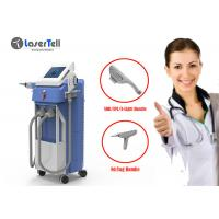 Cheap OPT IPL SHR Hair Removal Machine Weight Lossing 1 - 10Hz Pulse Repetition Rate for sale