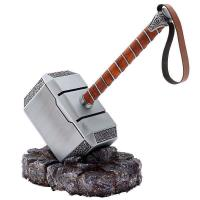 Cheap metal thor's hammer with resin base 955042 for sale