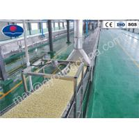 Cheap CE ISO SGS Non Fried Instant Noodle production line in Stainless Steel for sale
