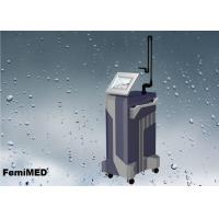 Cheap Metal tube Fractional Vaginal Tightening CO2 Laser Equipment for sale