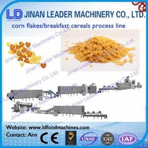 China corn flakes manufacturing machinery india corn flakes making machine on sale