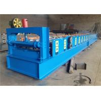 Cheap Fully Automatic Floor Deck Roll Forming Machine 12-15m/ Min PLC Control System for sale