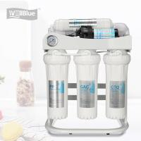 Cheap Under Sink 50G Reverse Osmosis Water Purifier With 5L Tank Water Dispenser for sale