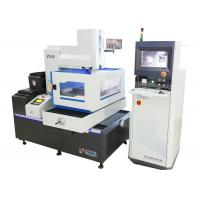 Cheap 0.8um Surface Finishing Electronica Cnc Wire Cut Edm Machine With LED Inside Light for sale