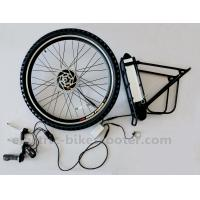 Electric Bike Conversion Kits 250W 26 Inch Wheel With Waterproof Cables